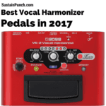 SustainPunch Best Vocal Harmonizer Pedals in 2017
