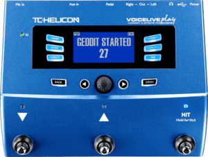 Is the TC Helicon VoiceLive Play the best pitch correction microphone pedal of 2017