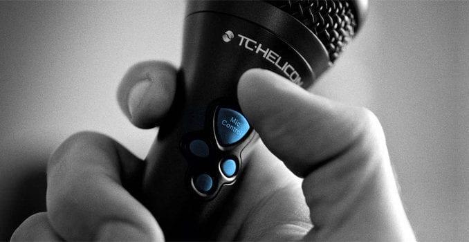 Autotune Microphone