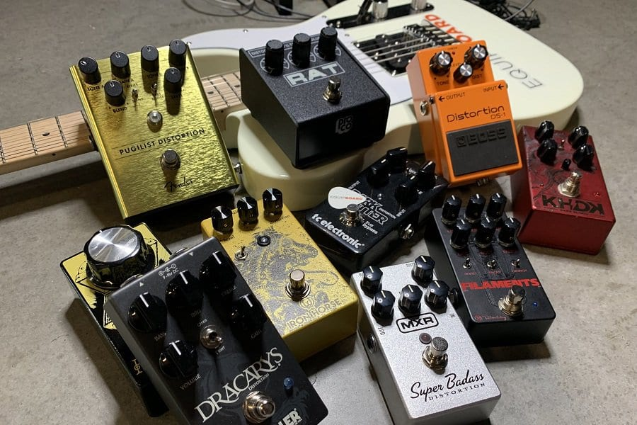 Top 5 Best Vocal Effects Pedals & Processors (2020 Review)