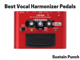 Top 10 Best Vocal Harmonizer Pedals and Vocal Harmony Processing Units