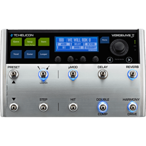 TC-Helicon VoiceLive 3 processor over $300