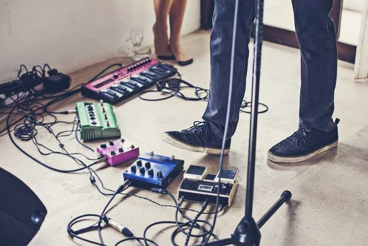 Using Vocal Effects Pedals