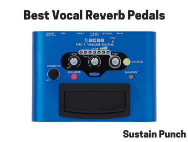 Vocal Reverb Pedals | Top 3 Best Reverb Pedals for Vocals (2019 Review)