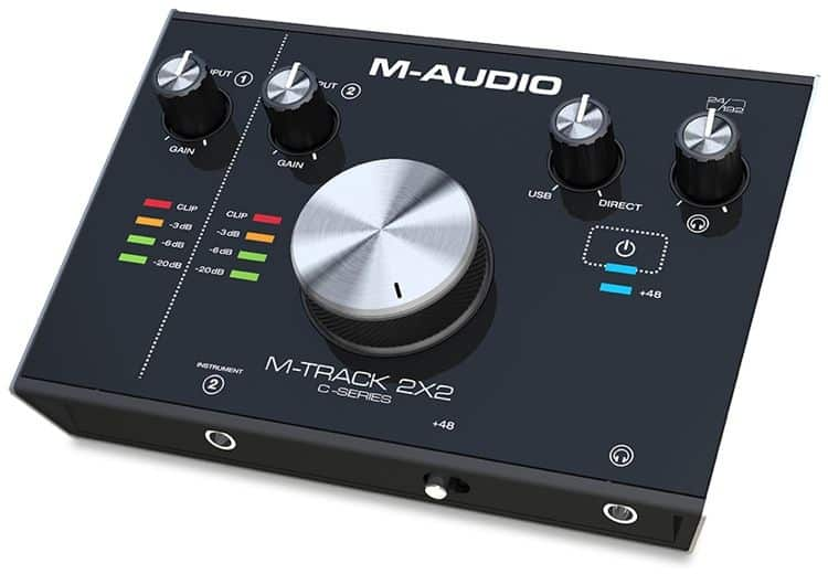 M-Audio - M-Track 2X2 C-Series