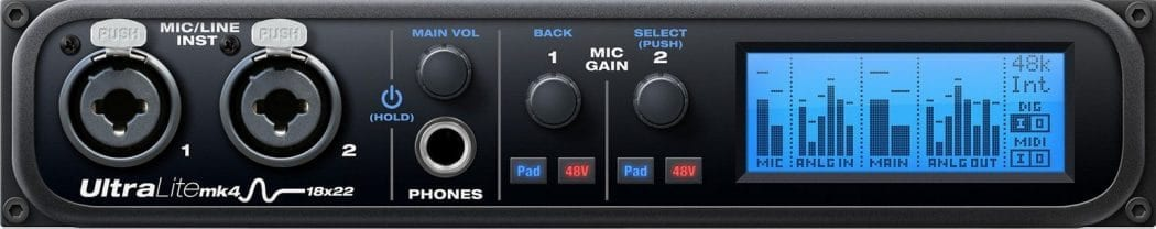 Top 10 Best Audio Interfaces for Live Performance (2019 Review)