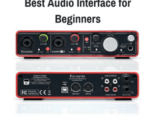 best audio interface for beginners