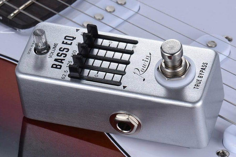 Bass EQ Pedals - 6 Best Equalizer Pedals For Bass Guitar (Review 2020)