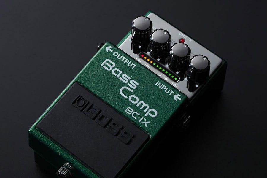 Bass Compressor Pedals - 8 Best Compression Pedals For Bass (2020 Review)