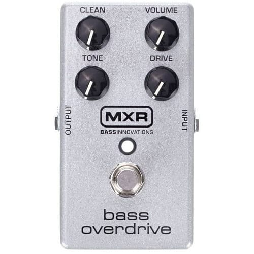MXR M89 Bass Overdrive Unit