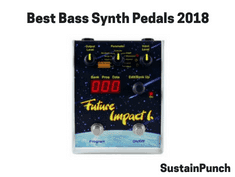 Best Bass Synthesizer Pedals