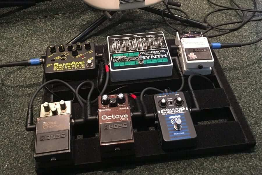 Bass Tuner Pedals - Top 9 Best Tuner Pedals For Bass (2020 Review)