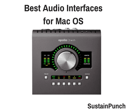Best Audio Interface for Mac OS