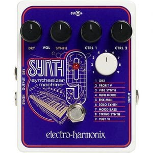 Electro Harmonix Bass Synth 9