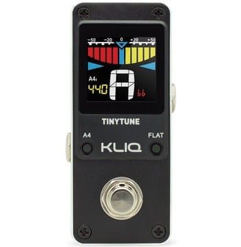 KLIQ TinyTune Tuner processor for bass