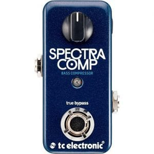 TC Electronic SpectraComp Bass Compression Processor