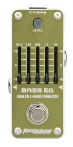 Tomsline AEB 3 Analog Equalizer Pedal for Bass