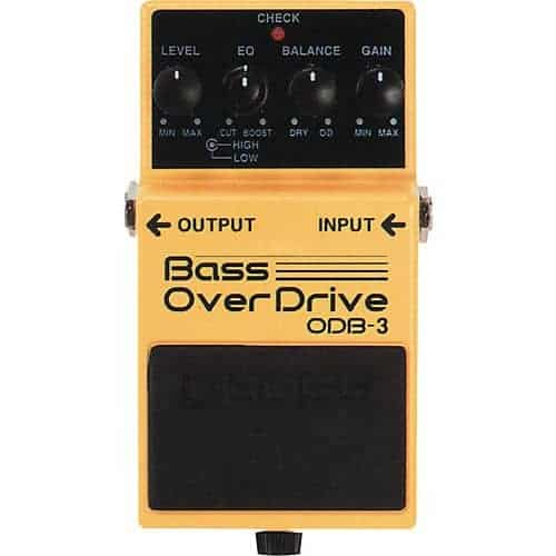 Boss ODB-3 Bass Overdrive