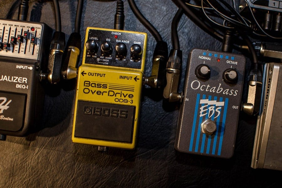 Bass Distortion Pedals - 5 Best Distortion Pedals For Bass (2020 Review)