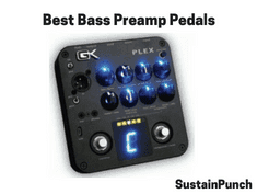 Bass Preamps | 9 Best Preamp Pedals for Bass