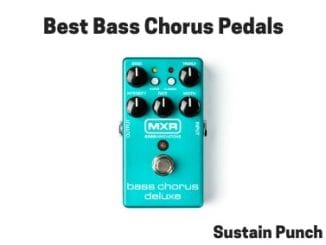 Best Bass Chorus Pedals - Chorus Processors for Bass