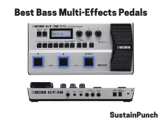 Best Bass Multi-Effects Pedals