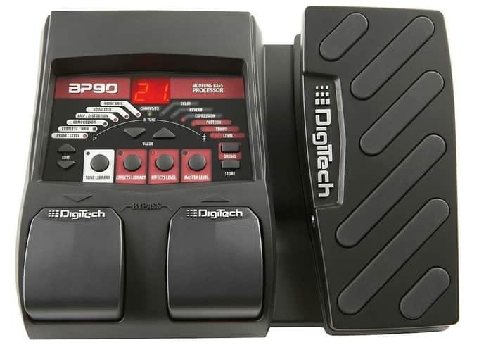 DigiTech BP90 Bass Multi-Effects Processor