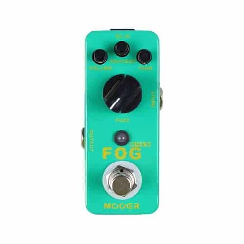 Moorer MFZ4 Fog Distortion Pedal For Bass