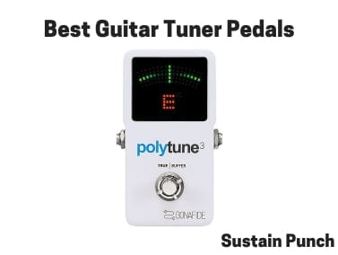 Guitar Tuner Pedals | 14 Best Tuner Pedals for Guitar (2019