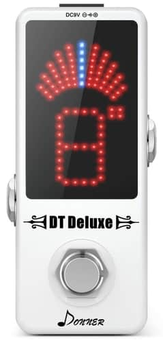 Donner Deluxe Guitar Tuner Pedal