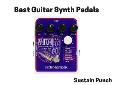 Best Guitar Synth Pedals
