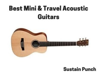 Best Mini Travel Acoustic Guitars
