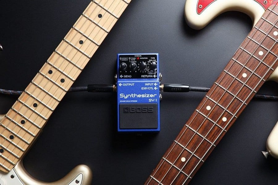 Guitar Synth Pedals - 9 Best Synthesizer Pedals For Guitar