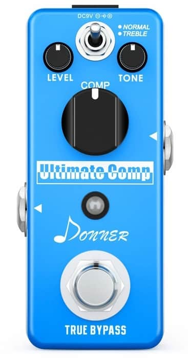 Donner Ultimate Comp Guitar Compressor Processing Unit