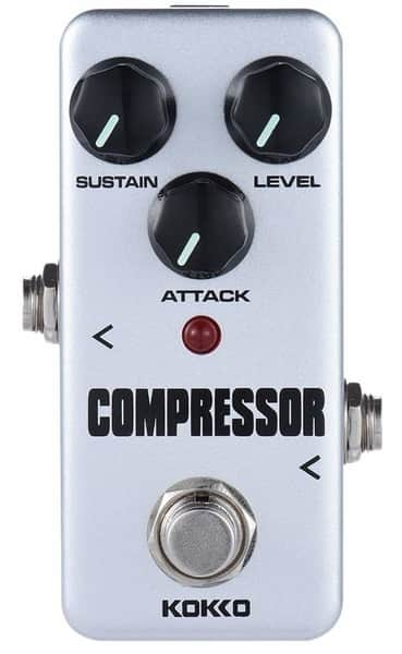 Kokko KCP2 Mini Compressor Pedal For Guitar