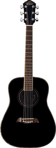 Oscar Schmidt OGHSB-A-U Travel Acoustic Guitar