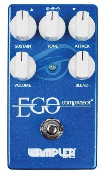 Wampler Ego Compression Processor for Guitar