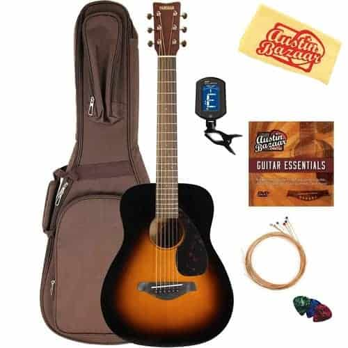 top 14 best mini travel acoustic guitars 2019 review. Black Bedroom Furniture Sets. Home Design Ideas