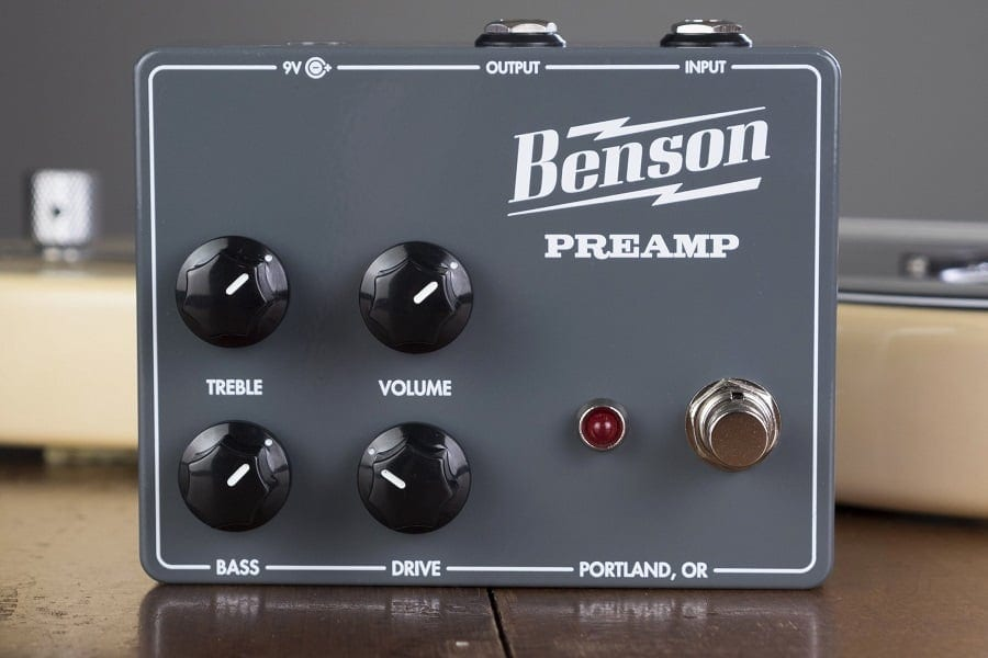 Guitar Preamp Pedals - Top 12 Best Preamp Pedals For Guitar 2020