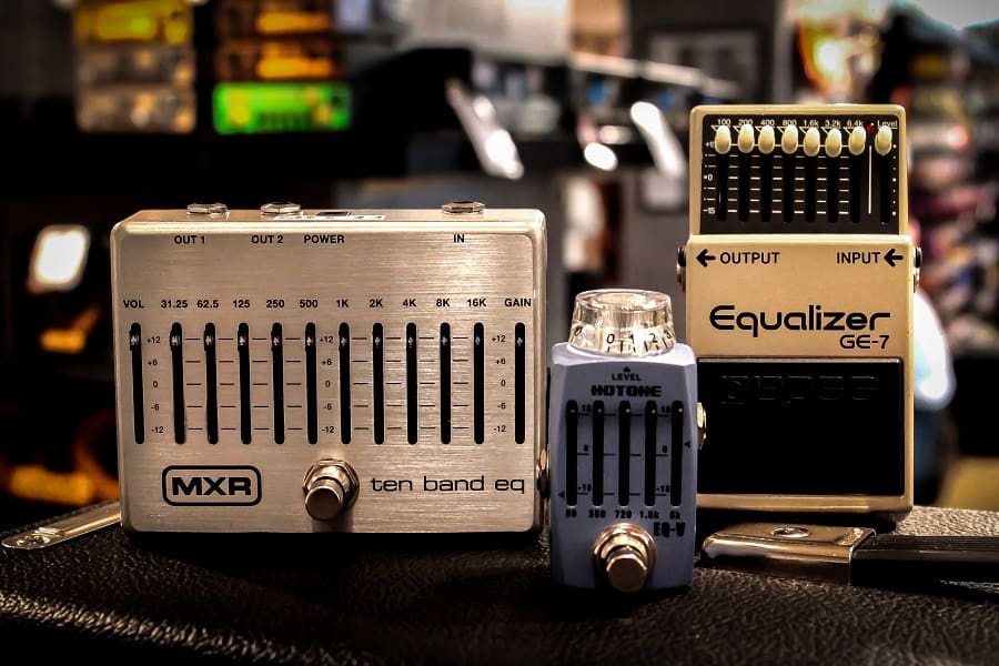 Guitar EQ Pedals - Top 13 Best Equalizer Pedals For Guitar 2020