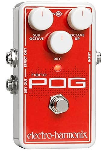 Electro-Harmonix Nano POG Polyphonic Guitar Octave Generator