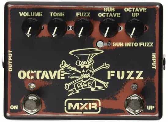 MXR Guitar Octaver Unit