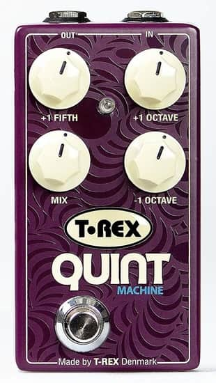 T-Rex Quint Organ Machine for Guitar