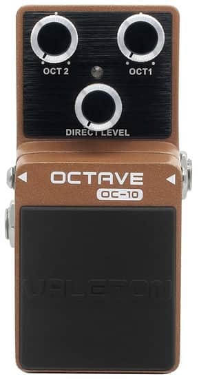 Guitar Octave Processing Unit