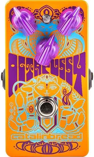 Catalinbread Octapussy Octave Fuzz Guitar Pedal
