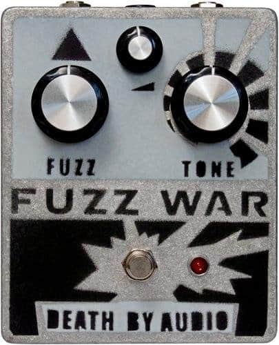 Death By Audio Fuzz Effects Unit for Electric Guitar