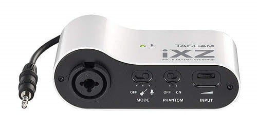 Tascam IXZ Audio Interface