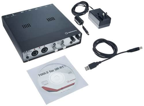 Audio Interface for iPad Recording