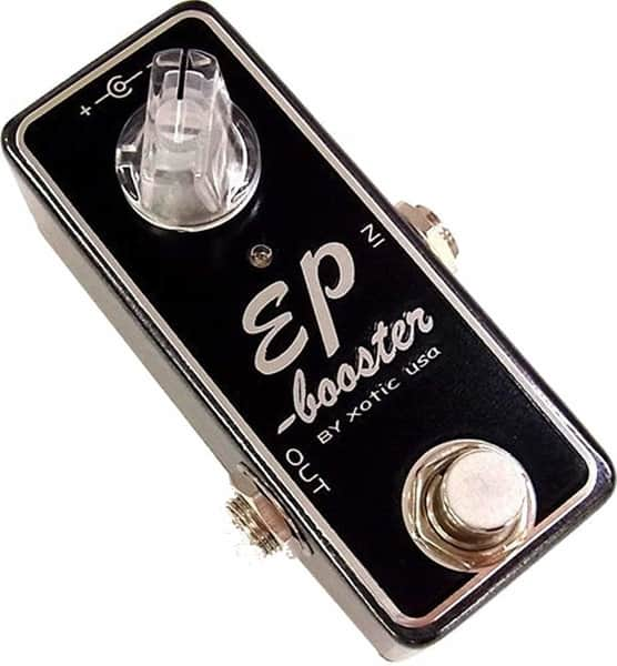 Xotic EP Booster Mini Effects Pedal