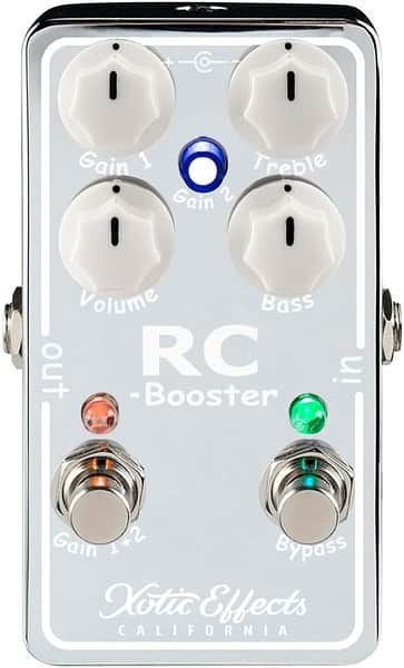 Xotic RC Booster-V2 Guitar Pedal
